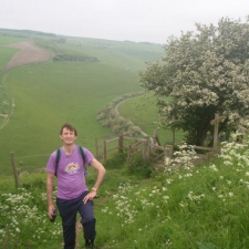 A Aveyard Wolds Way Challenge PBW 2016