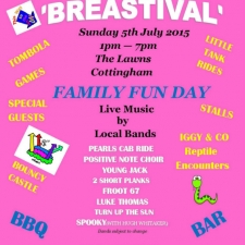 Breastival 5 July 2015
