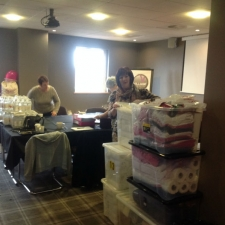Pink Pamper Day 2014