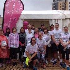 Run for All Jane Tomlinson 14 June 2015