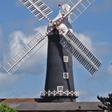 Bras around the Windmill May 2015