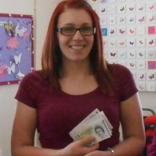 Kelly Wray Donation