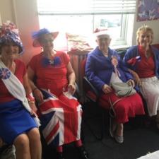 Royal Tea Party 4 June 2016